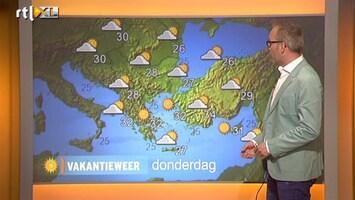RTL Weer RTL Weer 18 juli 2013 0800uur