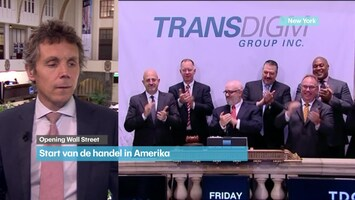 Rtl Z Opening Wall Street - Afl. 95