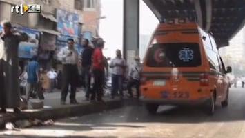 RTL Nieuws Veel onduidelijkheid over aantal slachtoffers Egypte