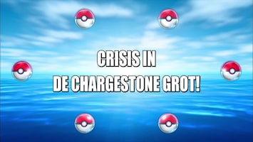 Pokémon Crisis in de Chargestone Grot