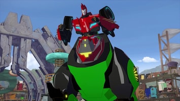 Transformers Robots In Disguise Afl. 9