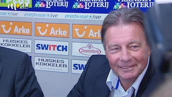 RTL Nieuws FC Twente ontslaat Adriaanse