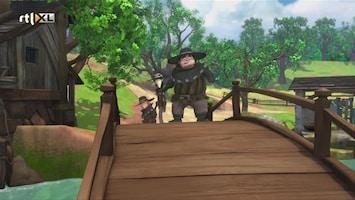 Robin Hood - Het Onzichtbare Goud