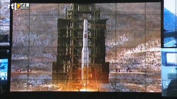 RTL Nieuws Noord-Korea lanceert raket
