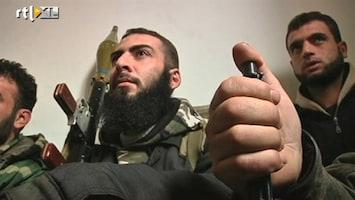 RTL Nieuws Roep om aanblijven Assad