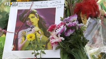 RTL Boulevard Nieuwe album Amy Winehouse