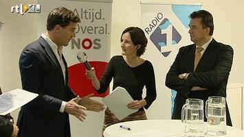 RTL Nieuws Rutte politicus van het jaar
