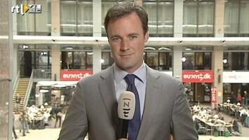 RTL Nieuws Financiële markten kijken met argusogen naar eurotop