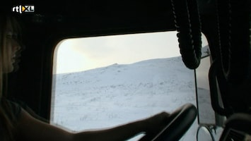 Ice Road Truckers Wicked weathers