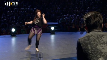 So You Think You Can Dance - Merell Danst Haar Spitzen In