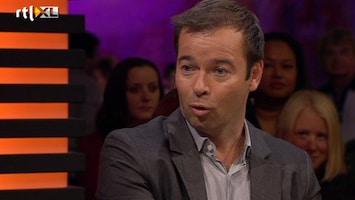 RTL Late Night Peter licht een tipje van de sluier op