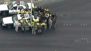 RTL Nieuws Drie doden bij schietpartij Las Vegas