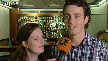 RTL Boulevard Boer Frank en Anita lanceren eigen drankje