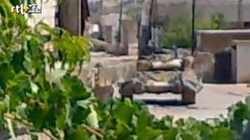 RTL Nieuws Syrische leger richt mogelijk massaslachting aan