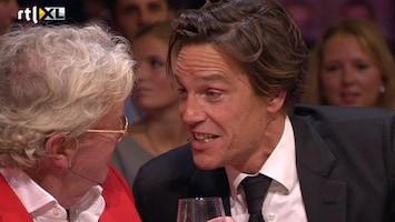 Rtl Late Night - Lastig Samenwerken Met Charlize Theron