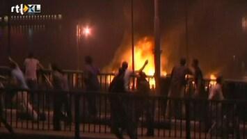 RTL Nieuws Bloedige rellen in Caïro