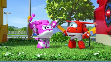 Super Wings - Brandweerman Pa