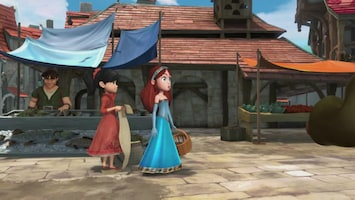 Robin Hood - De Schuld In De Schoenen Geschoven