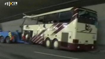 RTL Nieuws Oorzaak busramp nog onduidelijk