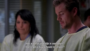 Grey's Anatomy No good at saying sorry (one more chance)