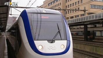 RTL Nieuws 'Rond het spoor veel verbeterd voor gehandicapten'