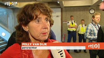 RTL Z Nieuws Proces Wilders gaat verder: rechter verdachte niet geschaad