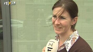 RTL Nieuws Dexia-paniek in België valt mee