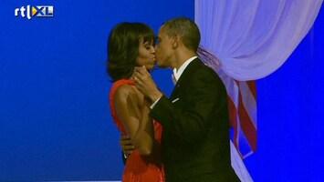 RTL Nieuws Feestelijke inauguratie Obama