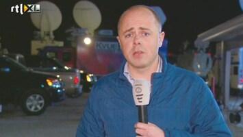 RTL Nieuws Koen de Regt vanuit Texas: 35 tot 45 doden