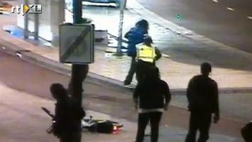 RTL Nieuws Weinigen hulp bij agressie tegen hulpverlener