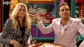 RTL Boulevard Op de set bij de TV Kantine: een nieuw seizoen