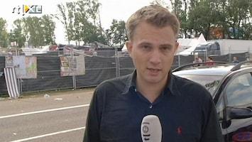 RTL Nieuws Pukkelpop is nu 'droevige chaos'