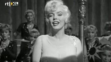 RTL Boulevard Archief Marilyn Monroe ontdekt