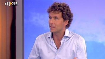 RTL Nieuws 'Het einde van het mooie weer is in zicht'