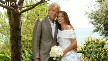 RTL Boulevard Heleen en Ton van Royen opnieuw getrouwd