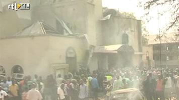 RTL Nieuws Terreur tijdens Kerstmis in Nigeria