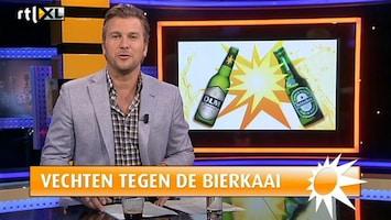 RTL Boulevard Bieroorlog Heineken vs. Olm
