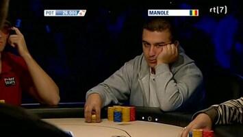 Rtl Poker: European Poker Tour - Uitzending van 12-01-2012