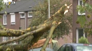 RTL Nieuws Veel problemen door onweer