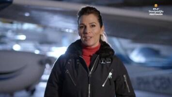 RTL 4's Onvergetelijke Feestdagen Quinty Trustfull verrast vader met helikoptervlucht