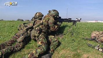 RTL Nieuws Grootste militaire oefening ooit in Nederland