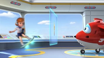 Super Wings - De Walvis