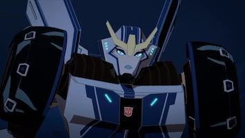 Transformers Robots In Disguise - Afl. 4