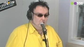 Radio 538 Ed (Xfactor) live bij Ruud de Wild