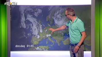 RTL Weer Vakantie Update 23 juli 2013 12:00 uur
