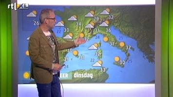 RTL Weer Vakantie Update 22 juli 2013 12:00 uur