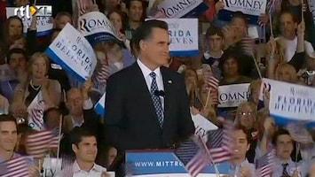 RTL Nieuws Romney wint overtuigend voorverkiezing Florida