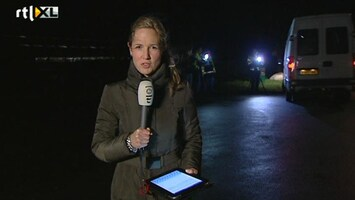 RTL Nieuws 'Eerst koeien melken, dan evacueren'