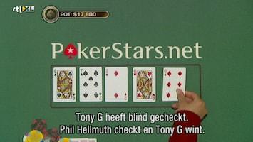 Rtl Poker: European Poker Tour - Uitzending van 02-12-2011