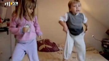 Editie NL Schattig dansje met grappig einde